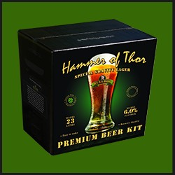 lager beer kit
