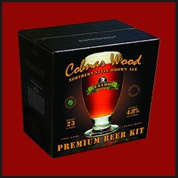 brown ale beerkit