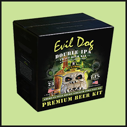Evil Dog double IPA