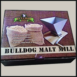 Malt Mill boxed